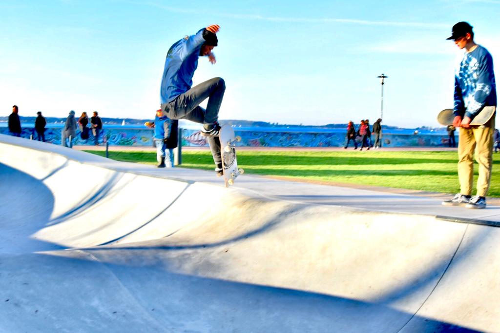 Skater Tricks
